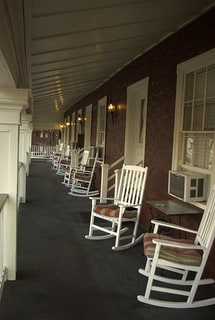 I booked Gunn House Historic Inn, Sonora, California, based on their online reviews. Photo by Becky McCray.