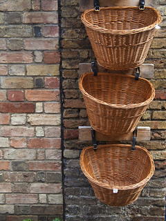 The Brag Basket celebrates the U.K. with baskets in Cambridge, England. Photo (CC) by Jonathan Khoo on Flickr.