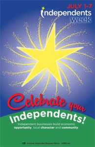 Independents Week toolkit for US business