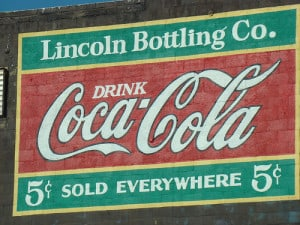 Small town color and creativity in Lincoln, Illinois