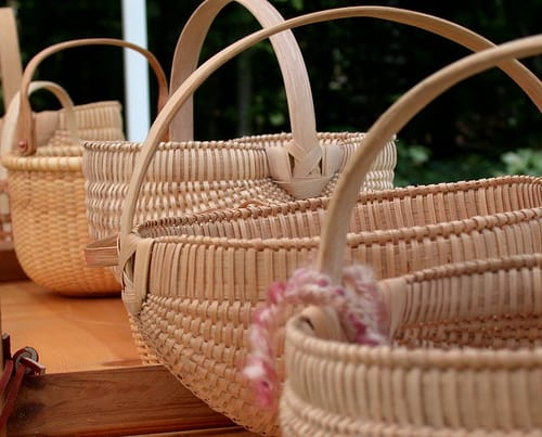 Basket photo by Michael Hodge