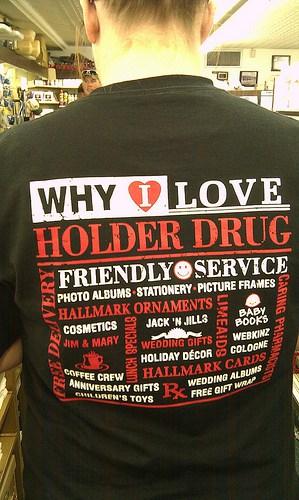 Holder Drug