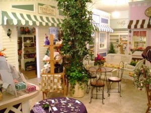 Small town retail trend: shared spaces