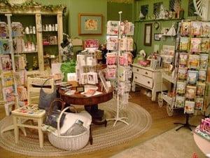 The Village shop - Washington Iowa - Photo by Cathy Lloyd