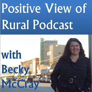 Positive View of Rural podcast icon