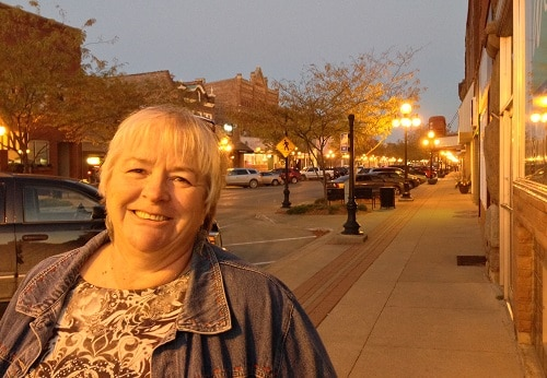AUDIO: Deb Brown part 2: new ideas in Webster City