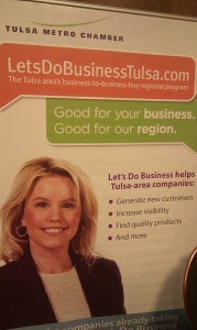 How do you build a business-to-business marketplace for a small town?