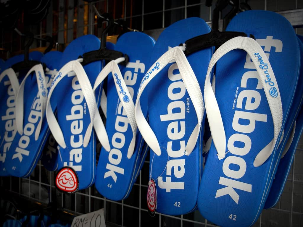 Tired of Facebook flip flopping and changing all the time? Tired of Facebook walking all over you? Photo by kudumomo.