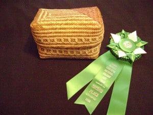 Win a prize in the Brag Basket