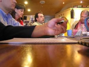 busines owners meeting