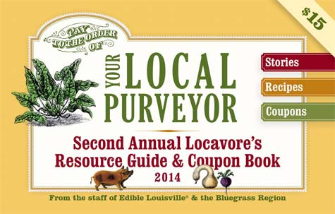 Locavore Resource Guide by Edible Louisville