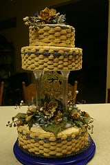 Have some cake in the Brag Basket