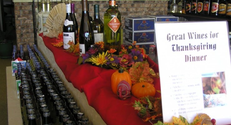 Now's the time to start planning your holiday displays. Don't forget Thanksgiving and even Halloween come soon.