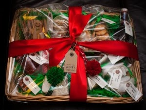 Our Brag Basket is for Your Good News