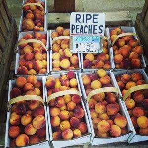 Peachy good news for the Brag Basket