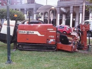 Small town, big company: Ditch Witch