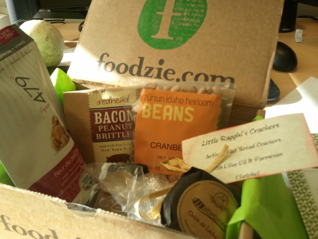 Subscription box of foodie items. Photo by Charlie CEONYC on Flickr.