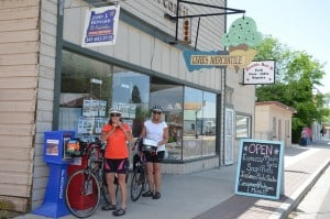 Bikes bringing new opportunities for small towns