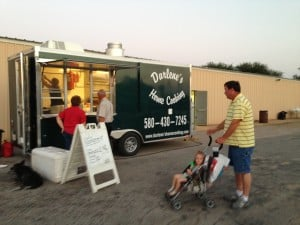 Alva food truck