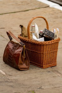 Basket luggage photo by Aeropixels Photography on Flickr