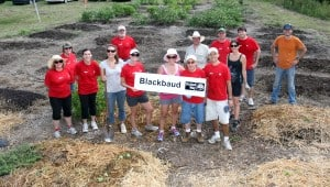 Day of Caring team