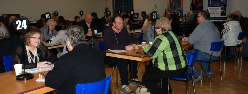 Norfolk County Speed Networking 2013. Photo courtesy of Norfolk County, ON