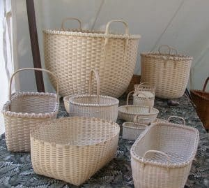 Baskets, American Independence Festival. Photo CC by Lee Wright on Flickr.