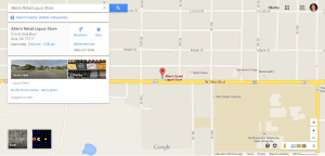When Google Maps has your small business listed in the wrong place