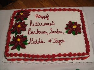 Reitrement cake. Photo CC by VSPYCC on Flickr