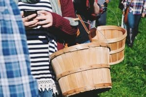 Bring your own Brag Basket full of good news