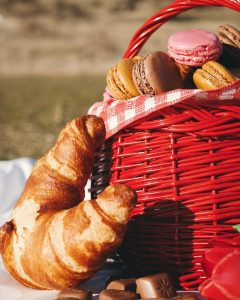 Bake up some good news for the Brag Basket