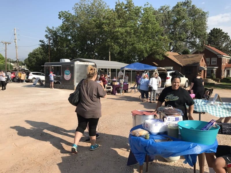 Build your business with mini events for Build on your lot oklahoma
