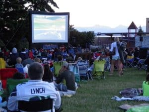 Downtown After 5 idea: Dinner and a Movie