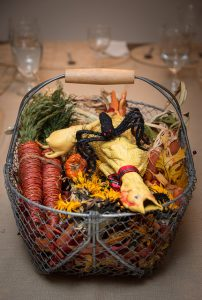 We're all thankful in the Brag Basket, just in our own way