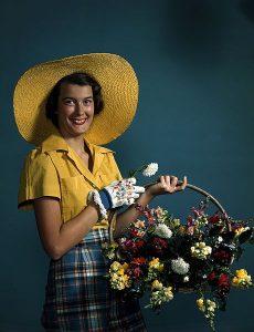 Good news blooms in the Brag Basket
