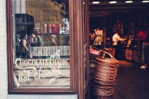 Good news is like chocolate in the Brag Basket