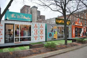 Shipping container businesses downtown: don't make this big mistake